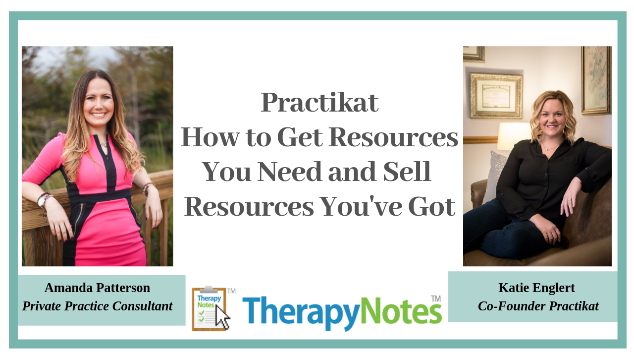 Practikat- How to Get Resources You Need and Sell Resource You've Got