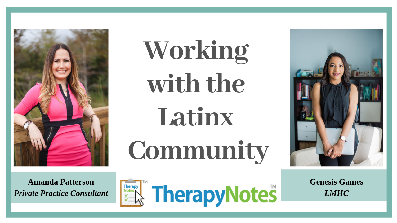 Working with the Latinx Community